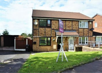 Thumbnail 3 bed semi-detached house for sale in Grisedale Avenue, Blackburn
