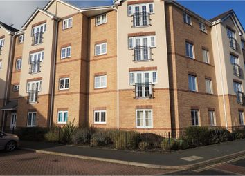 Thumbnail 3 bed flat for sale in Greenfields Gardens, Shrewsbury
