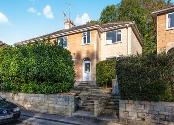 Thumbnail 4 bed semi-detached house to rent in Audley Grove, Bath