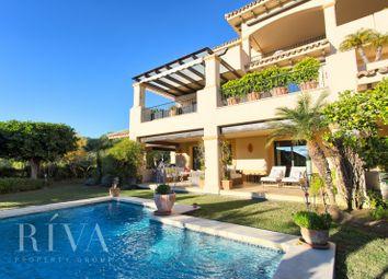 Thumbnail 3 bed apartment for sale in Aloha Park, Nueva Andalucia, Malaga, Spain