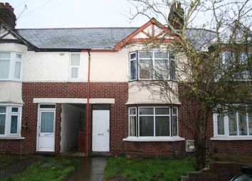 Thumbnail 4 bed terraced house to rent in Ridgefield Road, Oxford