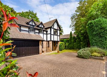 4 bed detached house for sale in Florida Close, Bushey Heath, Hertfordshire WD23