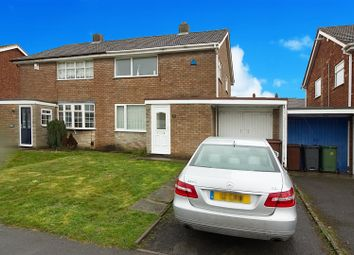 Thumbnail 3 bed semi-detached house to rent in Lothians Road, Pelsall, Walsall