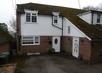 Thumbnail 1 bed flat to rent in Straight Mile, Etchingham