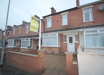 Thumbnail 3 bed terraced house for sale in Wheatfield Crescent, Belfast