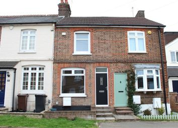 Thumbnail 2 bed terraced house for sale in Seaton Road, London Colney, St.Albans