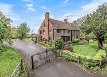 Thumbnail 8 bed detached house for sale in Church Road, Herstmonceux, Hailsham