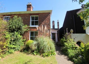Thumbnail 5 bedroom semi-detached house for sale in Bracondale, Norwich