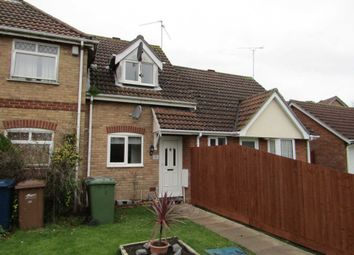 Thumbnail 1 bed terraced house to rent in Armada Close, Wisbech