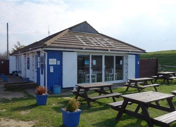 Thumbnail Leisure/hospitality for sale in Beach Front Freehold Cafe With Planning TN36, Winchelsea Beach, East Sussex