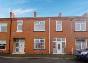 Thumbnail 4 bed terraced house for sale in Hartley Street, Seaton Delaval, Whitley Bay, Northumberland