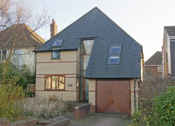 Thumbnail 3 bedroom detached house for sale in Westbury Avenue, Bury St. Edmunds