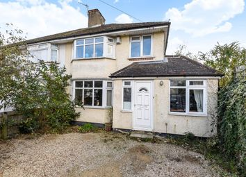 Thumbnail 3 bed semi-detached house to rent in Gaisford Road, East Oxford