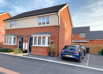 Thumbnail 2 bed barn conversion for sale in Alford Pasture, Cranbrook, Exeter, Devon