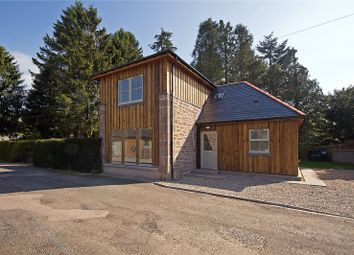 Thumbnail 3 bed detached house for sale in The Station House, Edzell, Brechin, Angus