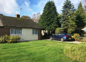 Thumbnail 2 bed semi-detached bungalow for sale in Birch Rise, Ashley Heath, Market Drayton