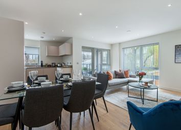 Thumbnail 3 bed flat for sale in New Union Wharf, Stuart Street, London