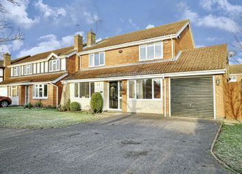 Thumbnail 5 bed detached house for sale in Wertheim Way, Stukeley Meadows, Cambridgeshire.