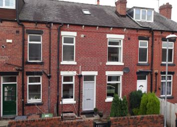Thumbnail 2 bed terraced house to rent in Woodville Crescent, Horsforth, Leeds