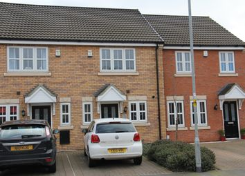 Thumbnail 2 bed terraced house to rent in Pools Brook Park, Hull