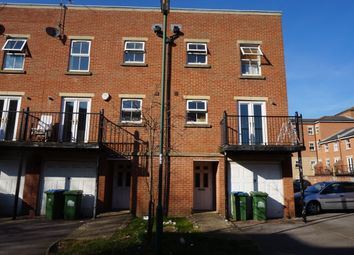 Thumbnail 4 bed town house to rent in Craven Street, Southampton