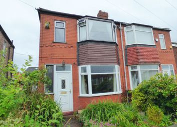 Thumbnail 3 bedroom semi-detached house for sale in Lindfield Road, Stockport