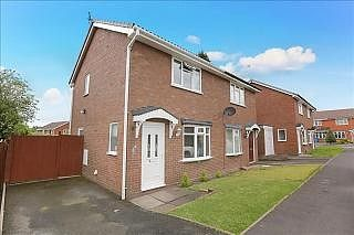 Thumbnail 2 bed property to rent in Whilmot Close, Featherstone, Wolverhampton