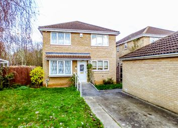 Thumbnail 4 bed detached house for sale in Earls Holme, Kempston, Bedford