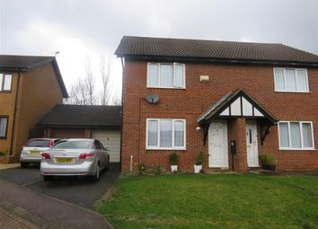 Thumbnail 3 bed semi-detached house for sale in Chatsworth Drive, Wellingborough
