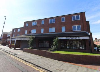 Thumbnail 1 bed flat to rent in Grosvenor Drive, Whitley Bay