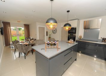 Thumbnail 4 bed detached house for sale in Plot 79, Scarsdale Green, Bolsover