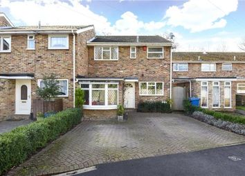 Thumbnail 4 bed end terrace house for sale in Bailey Close, Windsor, Berkshire