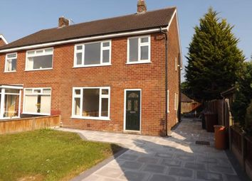 Thumbnail 3 bed semi-detached house for sale in Liverpool Road, Penwortham, Preston, Lancashire