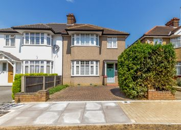 Thumbnail 3 bed semi-detached house for sale in Pinner Park Avenue, Harrow, Middlesex
