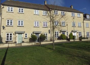 Thumbnail 3 bed terraced house to rent in Harvest Way, Witney, Oxfordshire