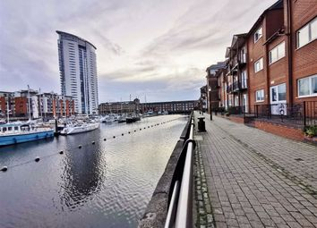 Thumbnail 1 bed flat for sale in Victoria Quay, Marina, Swansea