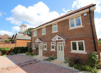 Crowthorne Road, Sandhurst GU47. 3 bed semi-detached house