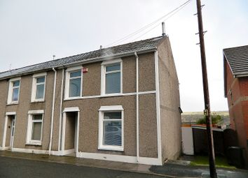 Thumbnail 2 bed end terrace house to rent in Ael-Y-Bryn ., Earl Street, Tredegar, Blaenau Gwent.