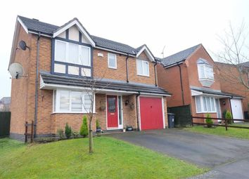 Thumbnail 4 bed link-detached house for sale in The Poplars, Earl Shilton, Leicester