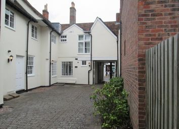 Thumbnail 1 bedroom flat to rent in Melbourn Street, Royston
