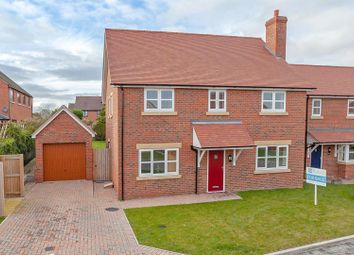Thumbnail 4 bed detached house for sale in Golden Arrow Court, Longden, Shrewsbury