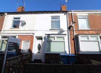 2 bed terraced house for sale in Egton Villas, Egton Street, Hull HU8