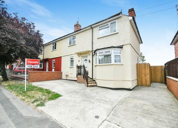 Thumbnail 4 bed semi-detached house for sale in Whitworth Road, Swindon