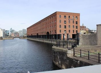 Thumbnail 1 bed flat for sale in South Quay, Wapping Quay, Liverpool