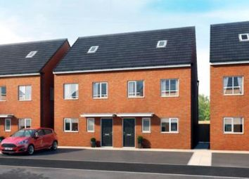 Thumbnail 3 bed semi-detached house for sale in Willow Road, Bedford