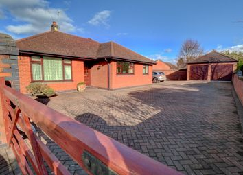 Thumbnail 3 bed bungalow for sale in The Drive, Cornmeadow Lane, Worcester