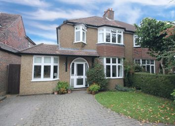 Thumbnail 3 bed semi-detached house for sale in The Mount, Lower Kingswood, Tadworth