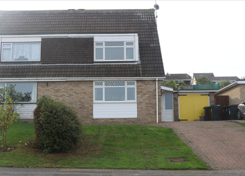 Thumbnail 3 bed semi-detached house for sale in Shearwater Avenue, Seasalter, Whitstable
