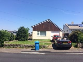 Thumbnail 3 bed detached bungalow to rent in Lewesdon Drive, Broadstone