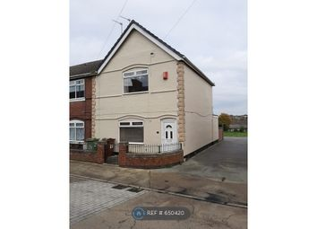 3 bed semi-detached house to rent in Cambridge Street, South Elmsall, Pontefract WF9